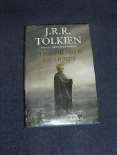 THE TALE OF THE CHILDREN OF HURIN - 2007 1ST EDITION - ALAN LEE ILLUSTRATED