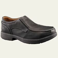 Timberland PRO Shoes Mens Branston Safety Toe Slip On Work Shoe Black 92647