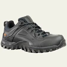 Timberland PRO Shoes Mens Mudsill Low Steel Safety Toe Black Work Shoe 40008