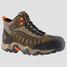 Timberland PRO Boots Mens Mudslinger Safety Toe Waterproof Brown Work Boot 86515