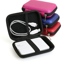 Carry Case Cover Pouch Bag For 2.5 Inch USB External Hard Disk Drive WD HDD