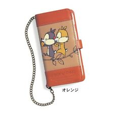 DISNEY Chip Dale iPhone6 Case Smartphone Cover Card Phone Purse from Japan E2698