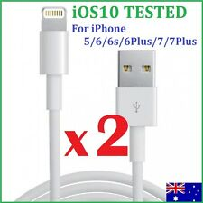 USB Data Lightning Cable Charger for iPhone 5 6 6S 6Plus 7 7Plus iPad 4 Mini Air