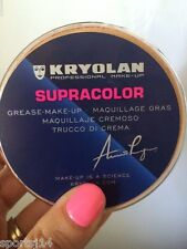 Kryolan Supracolor Cream Film Makeup Neutral Color Circle Professional 1001 1003