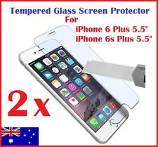 Scratch Resist Tempered Glass Screen Protector LCD Film for Apple iPhone 6 Plus