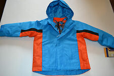 Boys Toddler  Cherokee 4 in One   Coat  Size 3T  NWT