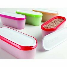 TOVOLO GLIDE A SCOOP ICE CREAM TUB - 1.4 LITRE CAPACITY - ICECREAM SORBET GELATO