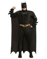 Batman The Dark Knight Deluxe Adult Mens Plus Size Costume, 17497, Rubies