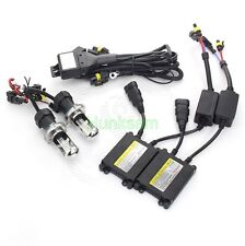 55W Slim HID Light Xenon Kit Conversion Replacement High Low lamp Ballast Bulbs