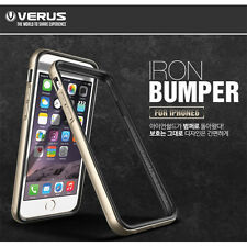 VERUS Iron Metal Frame Bumper Smartphone Case Luxury Cover for iPhone & Galaxy