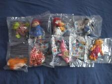 McDONALDS HAPPY MEAL TOYS:KID'S FAVOURITE CHARACTERS:CHOOSE FROM DROP DOWN MENU