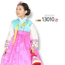 Girl Hanbok All age Korean Traditional Dress 13010 Clothing Wedding 1st birthday