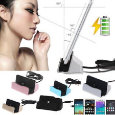 Desktop Charger Stand Dock Station Sync Charge Desk Cradle For Android Cellphone