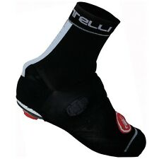 Castelli Belgian Bootie 4 Cycling Knit Shoe Covers 4514544-101 - Black/White
