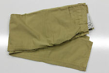 "Firetrap mens straight Leg Cotton mix chinos Beige trouser 32"" waist long FAAH34"