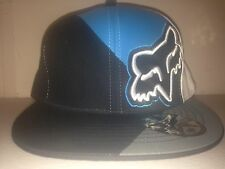 New Mens Fox Racing Fitted hat, Retail $38.50