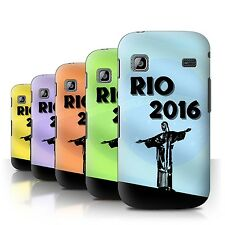 STUFF4 Back Case/Cover/Skin for Samsung Galaxy Gio/S5660/Rio Olympic