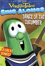VeggieTales - Sing Alongs: Dance of the Cucumber (DVD, 2006)
