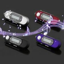 USB  2.0 Flash Drive LCD MP3 Music Player With FM Radio Voice Recorder HR