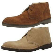 Mens Loake Ankle Boots Sahara