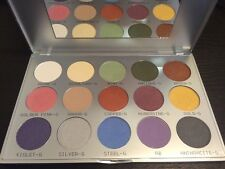Kryolan 5315 Eye Shadow Palette 15 Colors Professional Face Stage Makeup TN1 TN3