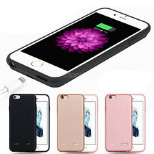 External Portable Thin Charger Battery Backup Power Cover Case For iPhone 6 6S +