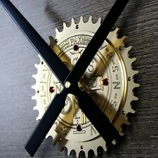 New Gear Exorcism Cross Quartz DIY Wall Clock Movement Hands Mechanism Part