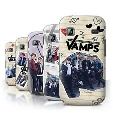 The Vamps Case/Cover for Samsung Galaxy Gio/S5660 /The Vamps Doodle Book