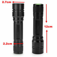 2000LM Zoomable 3 Modes Flashlights T6 LED Torch Tactical Lamp Light Brightness