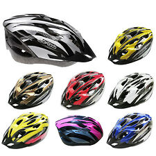 JSZ Cycling Bicycle Adult Bike Handsome Carbon Helmet with Visor- JV