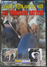 Ratting  DVD ANOTHER NIGHT & DAY WITH THE YORKSHIRE RATTERS TERRIERS *FREE P&P