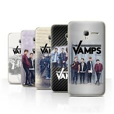 """Official The Vamps Case/Cover for Alcatel Pop 3 5"""" /The Vamps Photoshoot"""