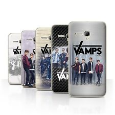 """Official The Vamps Case/Cover for Alcatel Pop 3 5.5"""" /The Vamps Photoshoot"""