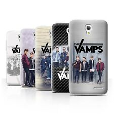 Official The Vamps Case/Cover for Alcatel OneTouch Pop S3 /The Vamps Photoshoot