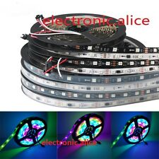 DC12V WS2811 5050 RGB LED Strip 5M 150 300 450Leds Addressable Waterproof Strip