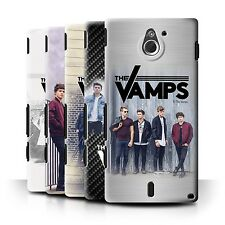 Official The Vamps Case/Cover for Sony Xperia Sola/MT27i /The Vamps Photoshoot