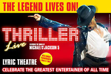 London Theatre and Hotel Package - THRILLER -  Tickets From £109