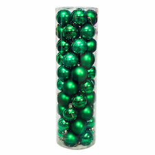 Christmas Baubles Ball Green 45 Balls Wedding Party Tree 60 70 80mm