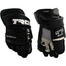 Hockey Glove Senior Size Player Mits Ice Roller Equipment New Leather Gloves