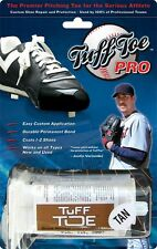 TUFF TOE PRO Custom Pitching Toe Cleat Protection & Repair *White Black Blue Red