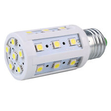 E27 LED Corn Light 5W power Lamp energy Bulb SMD 5050 Cool/Warm White 110V 2 CA