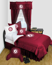 NCAA Alabama Crimson Tide Locker Room Comforter & Sheet