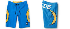 Quiksilver - CHARGERS - Mens Boardshorts (New With Tags) NFL Shorts