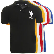 U.S. POLO ASSN. Men'S POLO shirt 11625088 Short sleeve polo shirt Cotton