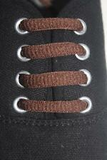 Sneakers Runners Trainers Brown 110cm Oval Shoe Laces - In Stock Now in Oz!