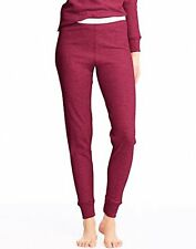Hanes 25483 721357242607 Womens X Temp Thermal Pant, Red - L