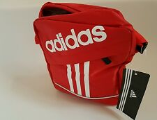 ADIDAS ORIGINALS SMALL SPORTS MESSENGER SHOULDR BAGS, AIRLINE TRAVEL UNISEX