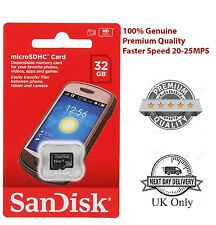 Genuine SanDisk 8GB 16GB 32GB SDHC Class 4 Micro SD Memory Card for Smart Phones