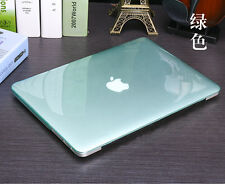 """Crystal Hard Case + Keyboard Cover For Apple MacBook Air 11"""" 13"""" Pro 12 inch 15"""""""