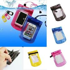 Transparent Waterproof Underwater Pouch Dry Bag Pack Case Cover For cell phones